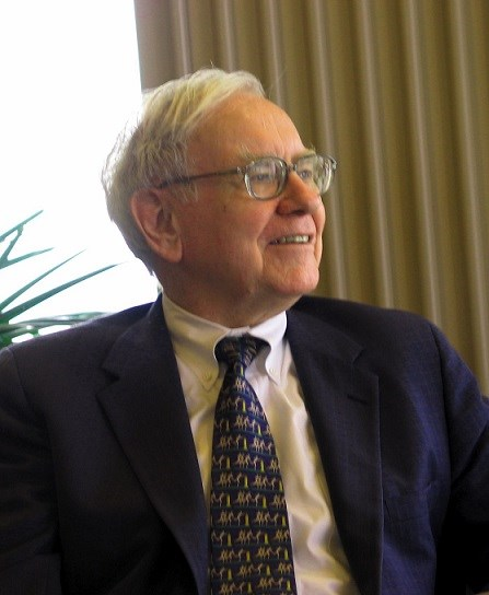 warren-buffett-portret
