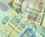 The Hungarian forint extended its looses on Thursday's early trade