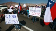 Chile's Escondida - Strike has continued for seventh day today