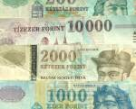 The Hungarian forint reached new 4-month high on Friday