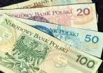 The Polish zloty started Wednesday's session with an edge against the euro