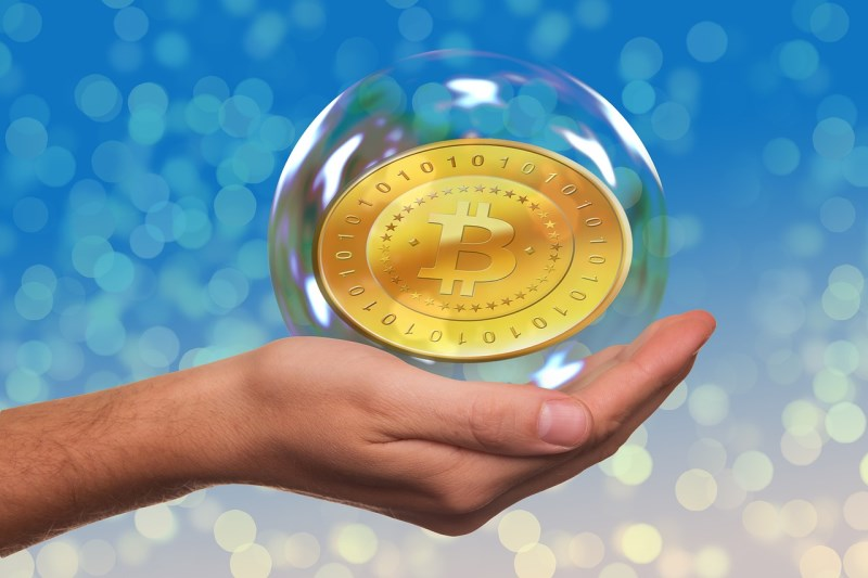 Jednoduchý důvod, proč se na bitcoinu nafukuje jedna bublina za …