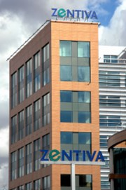 PPF notifies Zentiva of court action to attempt to call EGM to replace Zentiva´s board