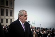 Zeman began a series of meetings to gain support for the Rusnok government