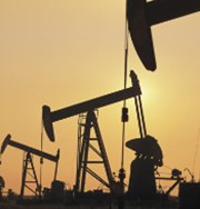 Oil supported by weaker dollar and production outage at Buzzard oil field