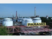 Unipetrol: Paramo not to resume crude oil processing