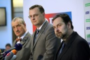 Czech President appoints new interior and transport ministers