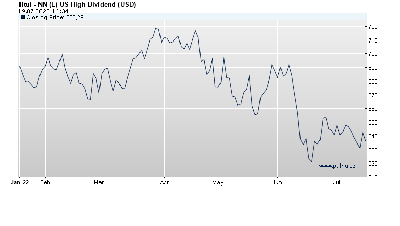 NN (L) US High Dividend (USD)