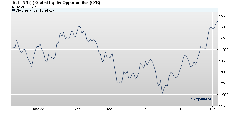 NN (L) Global Equity Opportunities (CZK)