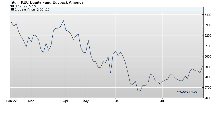 KBC Equity Fund Buyback America