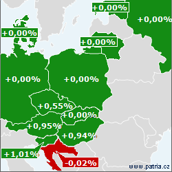 Market Map Eastern Europe